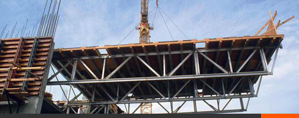 Aluminum Flying Forming System For Shoring Construction